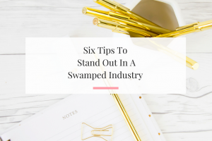 Breaking down honest tips on how you can really stand out in your industry as a small business owner.   Imperfect Concepts