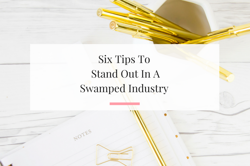 Breaking down honest tips on how you can really stand out in your industry as a small business owner. | Imperfect Concepts