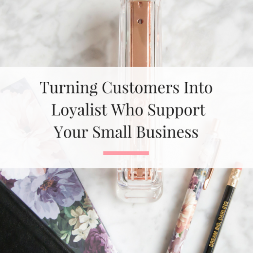 4 Tips on how to can truly cultivate your audience into loyal customers who keep coming back to support you. | Imperfect Concepts