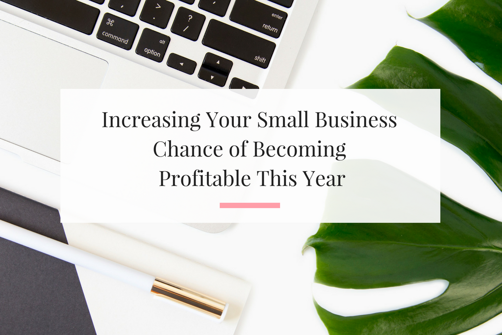 6 Tips to help you increase your companies bottom line this year.   Imperfect Concepts