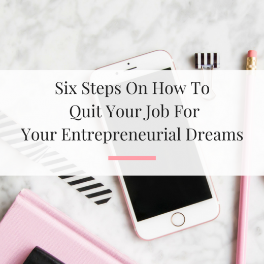 A guide to help you take your dreams and turn them into your reality. | Imperfect Concepts
