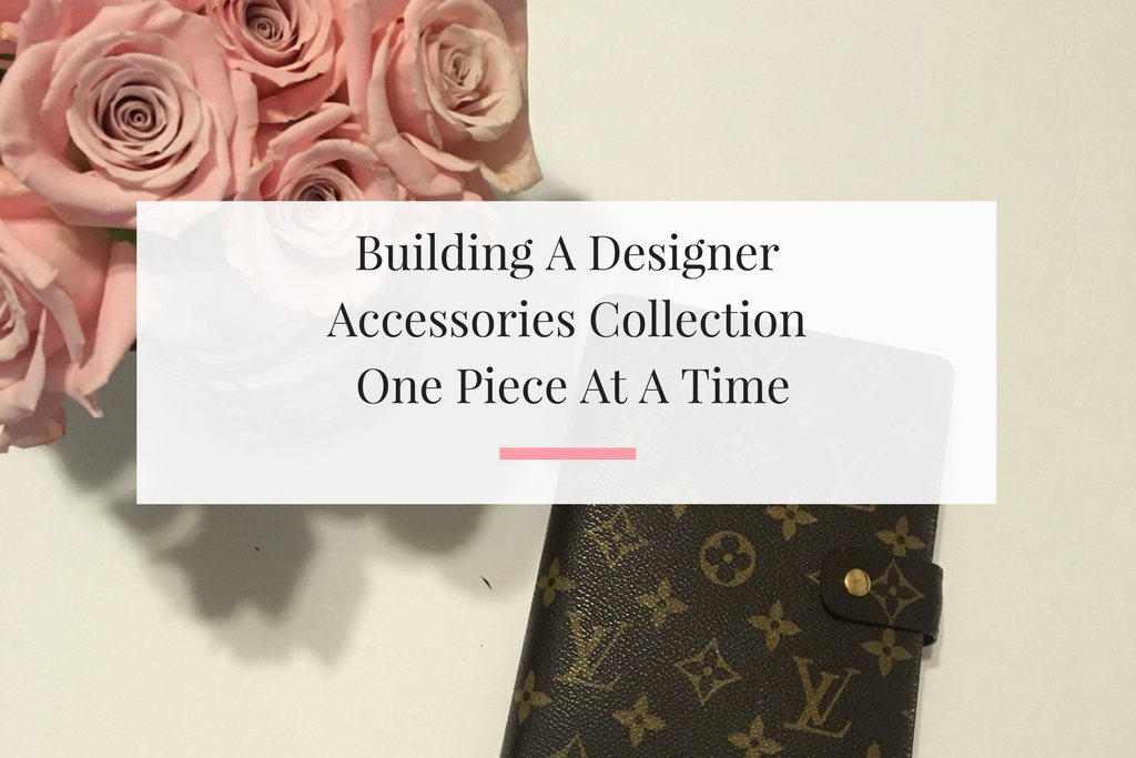 Learn how to start acquiring luxury designer pieces for as little as $200. | Imperfect Concepts